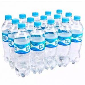 Six pack botella