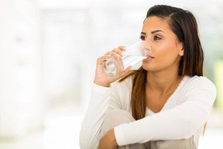 vaso de agua mamita